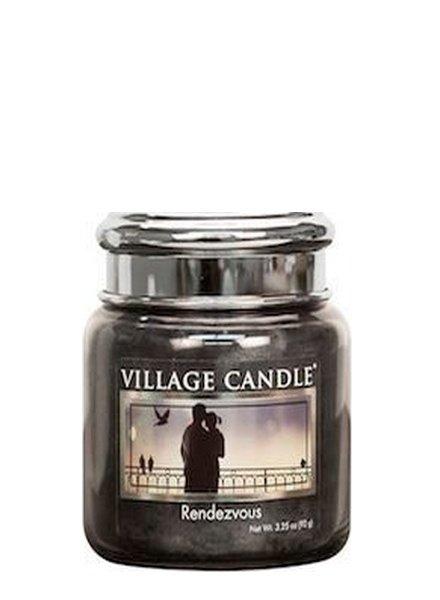Village Candle Rendezvous Mini Jar