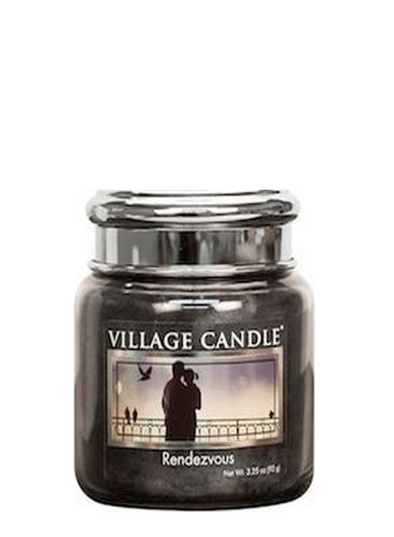 Village Candle Village Candle Rendezvous Mini Jar