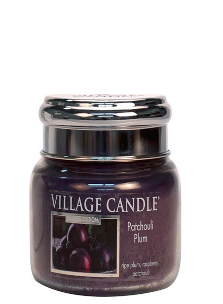Village Candle Village Candle Patchouli Plum Small Jar