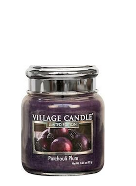 Village Candle Patchouli Plum Mini Jar