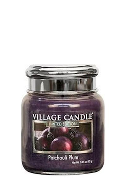 Village Candle Village Candle Patchouli Plum Mini Jar