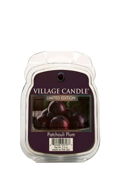 Village Candle Patchouli Plum Wax Melt