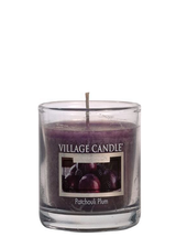 Village Candle Patchouli Plum Votive