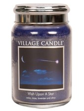 Village Candle Wish Upon A Star Large Jar