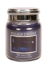 Village Candle Wish Upon A Star Medium Jar
