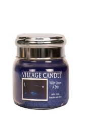 Village Candle Wish Upon A Star Small Jar