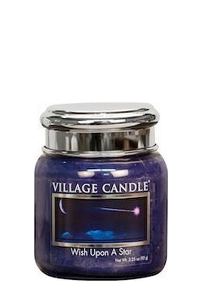 Village Candle Village Candle Wish Upon A Star Mini Jar