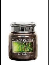 Village Candle Black Bamboo Mini Jar