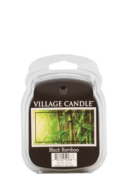 Village Candle Black Bamboo Wax Melt