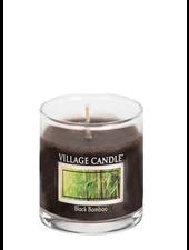 Village Candle Black Bamboo Votive