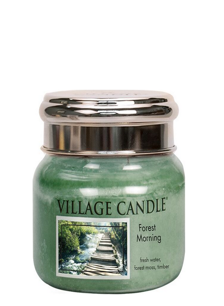 Village Candle Forest Morning Small Jar