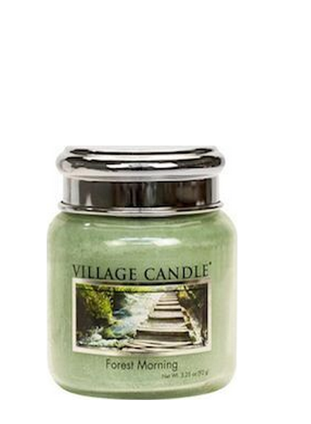 Village Candle Forest Morning Mini Jar
