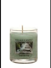Village Candle Forest Morning Votive
