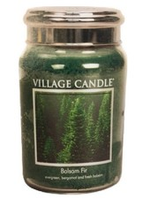 Village Candle Balsam Fir Large Jar