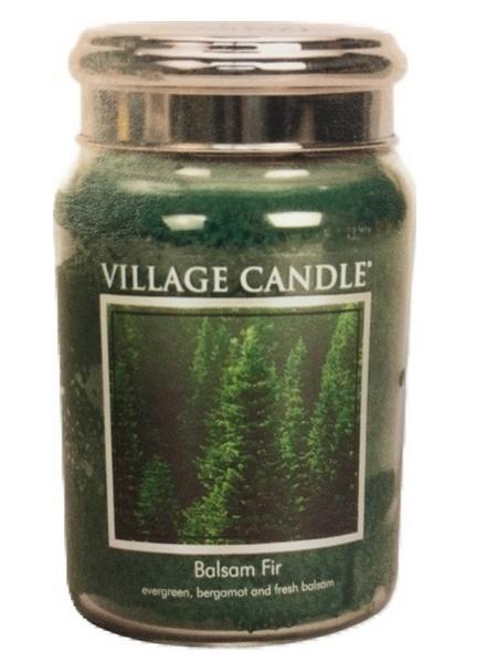 Village Candle Village Candle Balsam Fir Large Jar