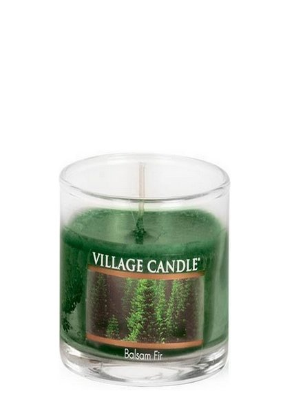 Village Candle Balsam Fir Votive