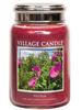 Village Candle Village Candle Wid Rose Large Jar