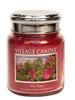 Village Candle Village Candle Wid Rose Medium Jar