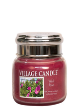 Village Candle Wild Rose Small Jar