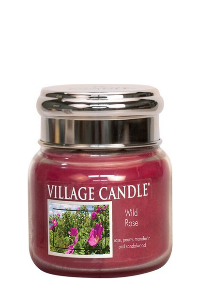 Village Candle Village Candle Wid Rose Small Jar
