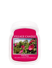 Village Candle Wild Rose Wax Melt