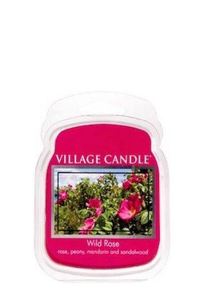 Village Candle Wild Rose Wax Melt