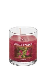 Village Candle Wild Rose Votive