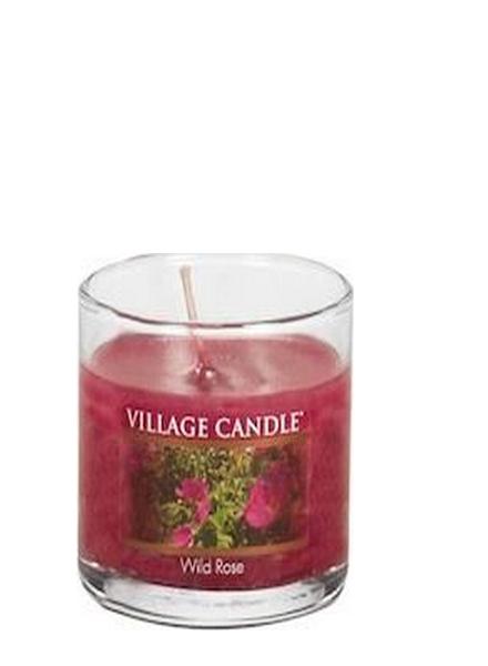 Village Candle Village Candle Wid Rose Votive