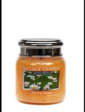 Village Candle Dancing Daisies Mini Jar