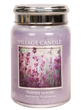 Village Candle Rosemary Lavender Large Jar
