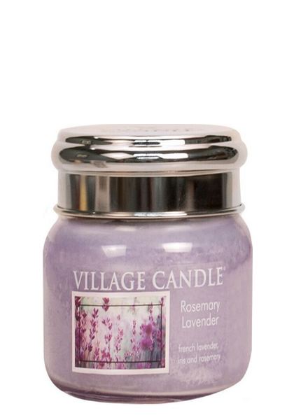 Village Candle Rosemary Lavender Small Jar