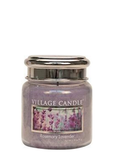 Village Candle Rosemary Lavender Mini Jar