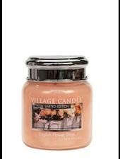 Village Candle English Flower Shop Mini Jar
