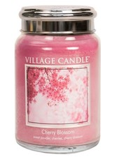 Village Candle Cherry Blossom Large Jar