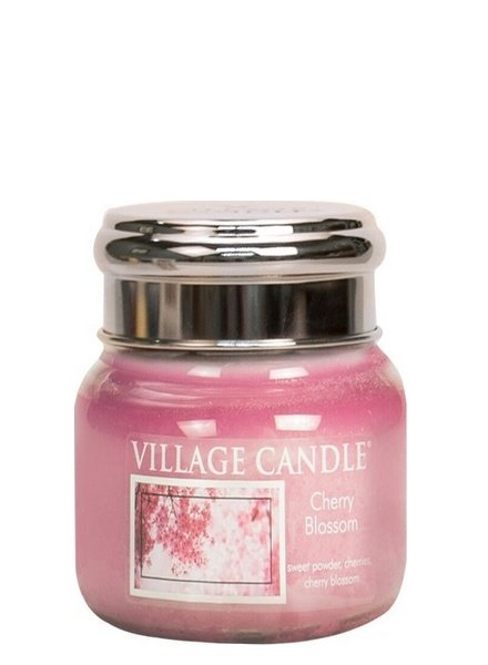 Village Candle Cherry Blossom Small Jar