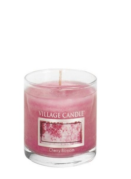 Village Candle Cherry Blossom Votive