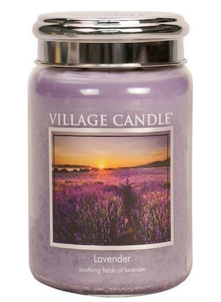 Village Candle Village Candle Lavender Large Jar