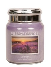 Village Candle Lavender Medium Jar