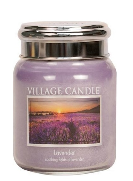 Village Candle Village Candle Lavender Medium Jar