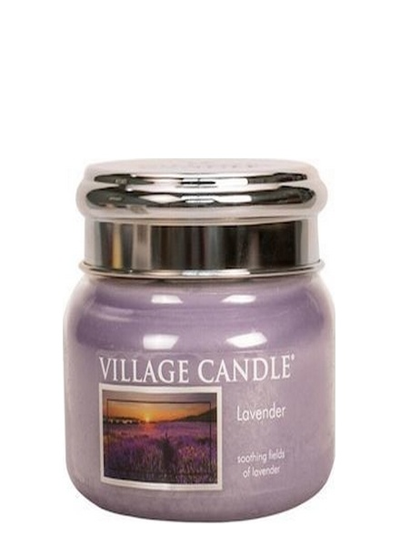 Village Candle Village Candle Lavender Mini Jar