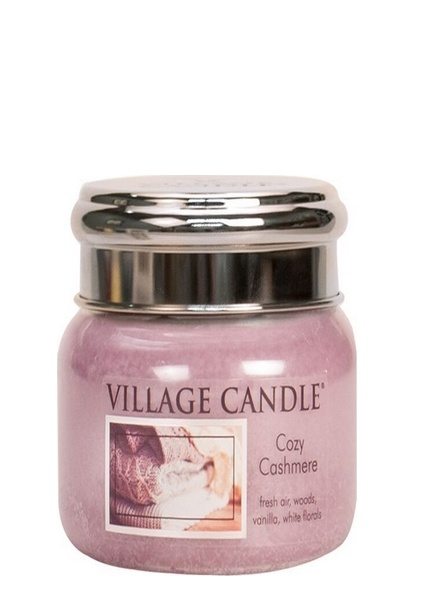 Village Candle Village Candle Cozy Cashmere Small Jar