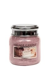Village Candle Cozy Cashmere Mini Jar