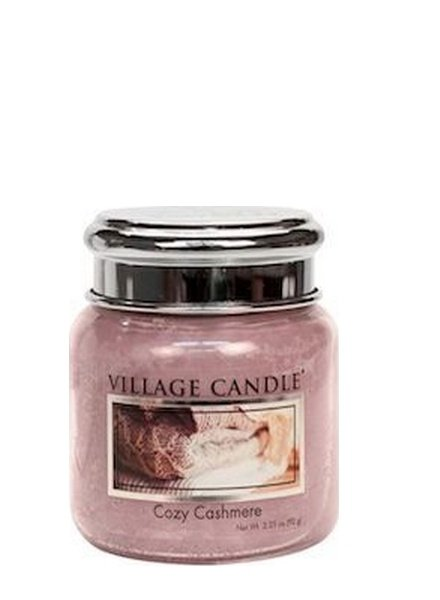 Village Candle Cozy Cashmere Mini Jar