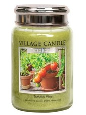 Village Candle Tomato Vine Large Jar