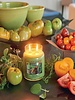 Village Candle Village Candle Tomato Vine Medium Jar