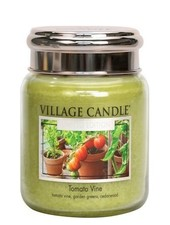 Village Candle Tomato Vine Medium Jar