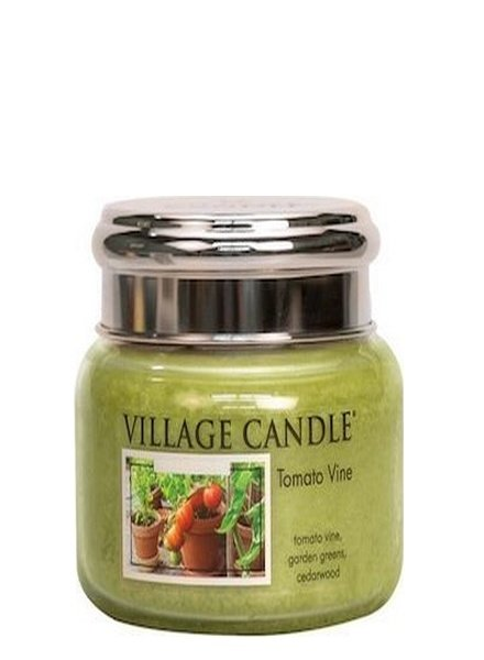 Village Candle Tomato Vine Mini Jar