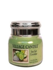 Village Candle Sea Salt Cucumber Small Jar