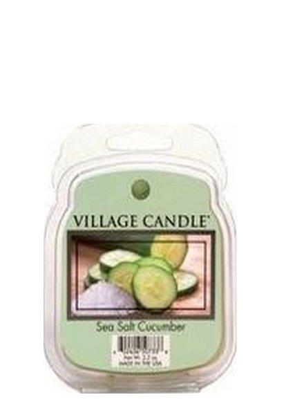 Village Candle Sea Salt Cucumber Wax Melt
