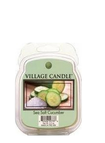 Village Candle Village Candle Sea Salt Cucumber Wax Melt
